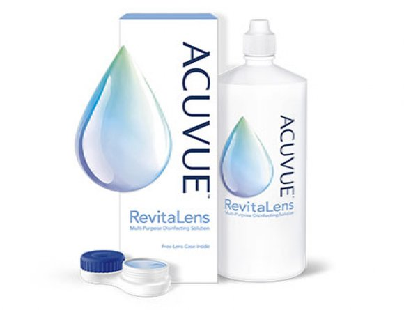ACUVUE™ RevitaLens Multi-Purpose Disinfecting Solution product