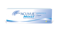 1-DAY ACUVUE® MOIST Contact Lenses for ASTIGMATISM packaging