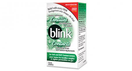Blink Contacts® Lubricating Lens Drops