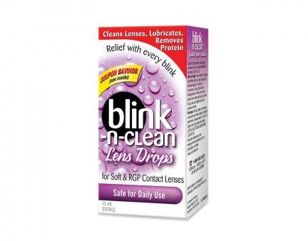 Blink-N-Clean® Lens Drops