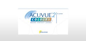 ACUVUE® 2® COLOURS® Brand Contact Lenses