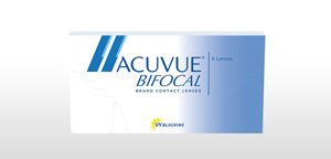 ACUVUE® Brand Contact Lenses BIFOCAL
